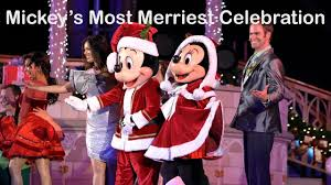 new mickey u0027s most merriest celebration 4k multi camera