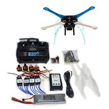 diy drone diy drone qq controller version radiolink t6ehp e 2 4g tx u0026rx s500