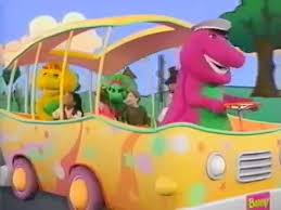 Barneyintros Youtube by Barney U0027s Adventure Bus Part 2 Youtube