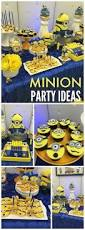 Minion Birthday Decorations Racks And Mooby Despicable Me Minion Party Birthday Party