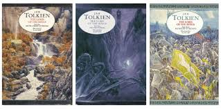 lord of the rings book cover designs