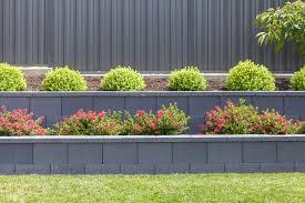 Garden Retaining Wall Blocks by Retaining Walls Andrew Nicholson Landscapes