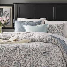 Echo Bedding Sets Beacons Paisley Duvet Cover Set Echo Bedding Sets Beacon S