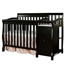 Convertible Mini Crib On Me 4 In 1 Convertible Mini Crib And Changer Combo