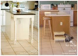 how to add a kitchen island adding a kitchen island adding a bookshelf to kitchen island