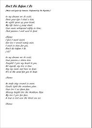 Blind To You Lyrics Lyrics U0026 Music Dignities