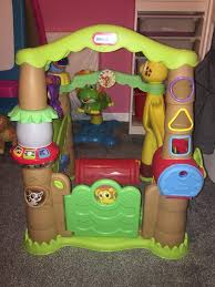 little tikes light n go activity garden treehouse little tikes light n go activity garden treehouse in bathgate