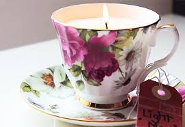 tea cup candles how to make candles in teacups diy