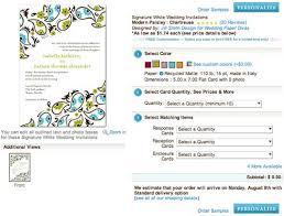 Wedding Invitations Prices Wedding Invitation Etiquette So What U0027s Appropriate