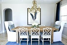 Dining Room Chairs Design Ideas Slipcovered Dining Room Chair Slipcovers Dining Room Skirt Example