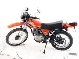 honda xl honda xl250 gallery classic motorbikes
