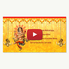 ganesh wedding invitations hindu wedding invitaions digital hindu wedding invitations