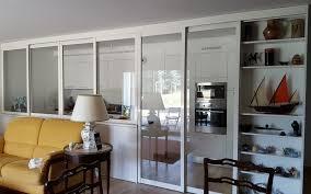 coin chambre dans salon coin chambre dans salon 2 porte coulissante en verre sur mesure