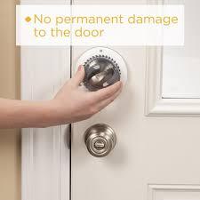amazon com safety 1st secure mount deadbolt lock door dead amazon com safety 1st secure mount deadbolt lock door dead bolts baby