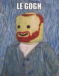 Modern Art Meme - modern art meme guy