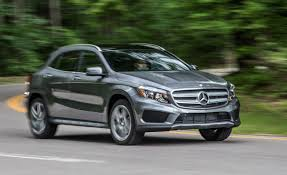 mercedes 2016 mercedes benz gla250 4matic instrumented test u2013 review u2013 car