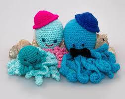 top crochet octopus amigurumi patterns