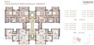 apartment building floor plans and duplex house plans blueprints