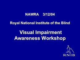 Royal Institute Blind Rnib Welfare Rights Services What We Do Ppt Download
