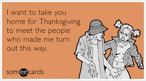 happy thanksgiving you think you