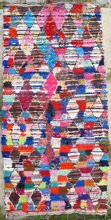 boucherouite rag rugs nomad nomad