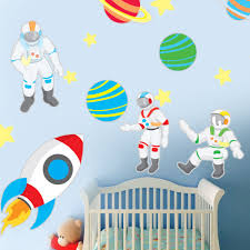 space explorer wall decal set space wall decal by chromantics space decal by chromantics lightbox moreview