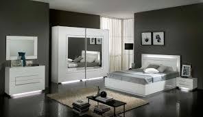 chambre à coucher complète chambre à coucher complète coloris blanc modiva
