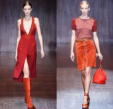 gucci 2015 spring summer womens runway denim jeans fashion week