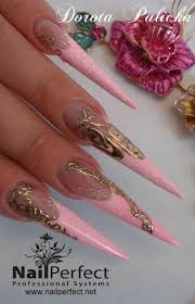 456 best amazing nails images on pinterest long nails stilettos