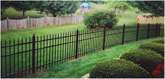 backyards compact gallery of fence designs styles and ideas