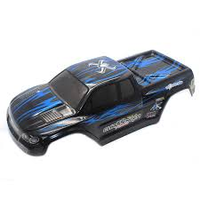 rc monster jam trucks for sale amazon com hosim rc car body shell cover sj02 15 sj02 for gptoys