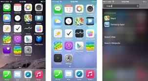 iphone 6 launcher for android 7 apps para você transformar seu android em um iphone ou quase