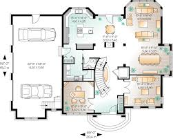 european floor plans house plan 64847 at familyhomeplans