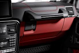 mercedes benz g class interior 2015 mercedes benz g class packs new body features and cabin tweaks