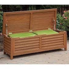 outdoor deck box patio garden storage chest trunk organizer