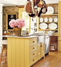 yellow kitchens antique yellow kitchen 12 best yellow kitchen islands images on colors