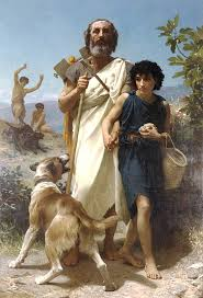 Tiresias The Blind Prophet Team Milton The Blind Prophets