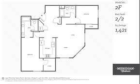 floor plans at meridian at midtown apartments jose