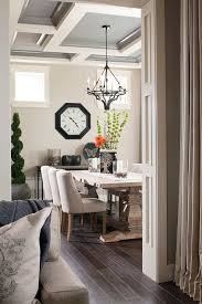 houzz inspiration wallmark homes gray blue paints coffer and