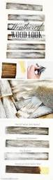 15 diy tricks for home decor 14 diy weathered wood look diy