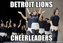 Adult Diaper Meme - detroit lions cheerleaders adult diapers meme generator
