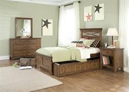 bookcase rustic oak bookshelves hearthstone daybed in rustic oak