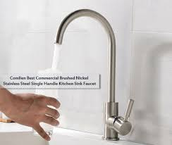 best faucets kitchen what is the best kitchen faucets for your kitchen reviews