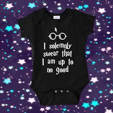 i solemnly swear baby shower gift baby boy baby newborn gift