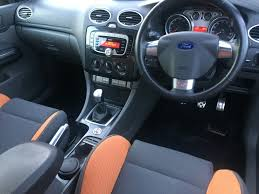 ford focus st 2 one owner low miles aston park motor company