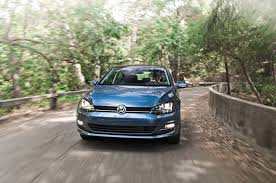 2015 volkswagen golf first test