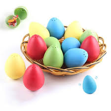 easter eggs filled with toys leadingstar 12 pcs colorful filled easter eggs tumbler toys with