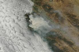 Wildfire Near Markleeville Ca by A Break In The Weather For Big Sur Firefighters The California