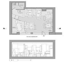 H2o Residences Floor Plan by Hypernuit Offices Paris Building E Architect