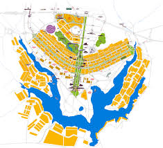 map of brasilia large map of brasilia city brasilia large map vidiani